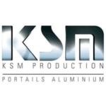 Portail aluminium sur-mesure - fabrication française | KSM-Production